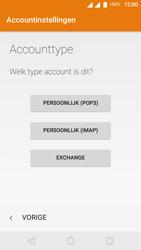 Wiko U-Feel Lite - E-mail - Handmatig instellen - Stap 12