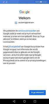 Huawei Mate 20 - E-mail - Handmatig instellen (gmail) - Stap 10