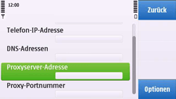 Nokia C6-00 - MMS - Manuelle Konfiguration - Schritt 16
