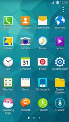Samsung Galaxy S5 - SMS - Manuelle Konfiguration - 3 / 10