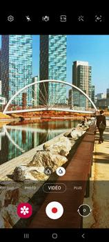 Samsung Galaxy A51 - Photos, vidéos, musique - Créer une vidéo - Étape 9