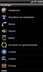 HTC A9191 Desire HD - Bellen - in het buitenland - Stap 4