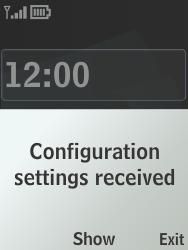 Nokia 301-1 - Internet - Automatic configuration - Step 3