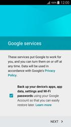 Samsung A500FU Galaxy A5 - E-mail - Manual configuration (gmail) - Step 14