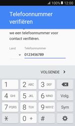 Samsung Galaxy Xcover 3 VE (G389) - Applicaties - Account aanmaken - Stap 8