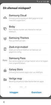 Samsung galaxy-a7-dual-sim-sm-a750fn-android-pie - Instellingen aanpassen - Nieuw toestel instellen - Stap 34