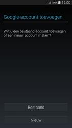 Samsung A300FU Galaxy A3 - Applicaties - Account aanmaken - Stap 4