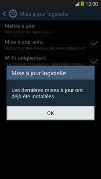 Samsung Galaxy Note III LTE - Logiciels - Installation de mises à jour - Étape 11