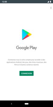 Google Pixel 3 - Applications - Créer un compte - Étape 4