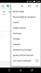 HTC One A9 - Internet - navigation sur Internet - Étape 8