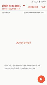 Samsung Samsung Galaxy J7 (2016) - E-mails - Ajouter ou modifier votre compte Yahoo - Étape 5