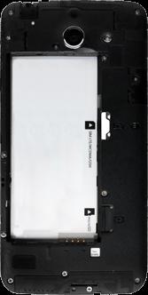 Huawei Ascend Y550 - SIM-Karte - Einlegen - Schritt 4