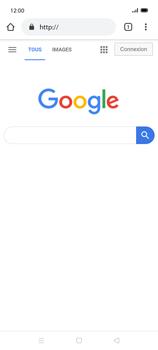 Oppo Find X2 Lite - Internet et connexion - Naviguer sur internet - Étape 8