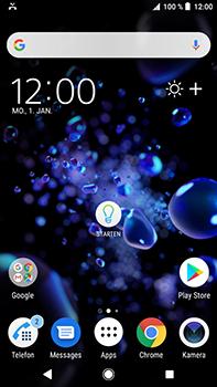 Sony Xperia XZ2 Premium - Anrufe - Anrufe blockieren - Schritt 2