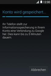 Samsung Galaxy Young 2 - Apps - Konto anlegen und einrichten - 20 / 25
