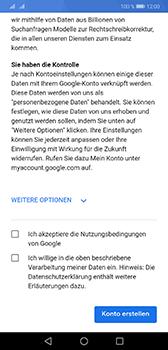Huawei Mate 20 - Apps - Konto anlegen und einrichten - Schritt 13