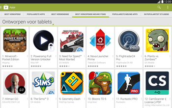 Samsung Galaxy Tab4 10.1 4G (SM-T535) - Applicaties - Downloaden - Stap 10