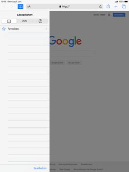 Apple iPad Air (2019) - iPadOS 13 - Internet und Datenroaming - Verwenden des Internets - Schritt 9