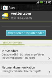 HTC Wildfire S - Apps - Herunterladen - 14 / 22