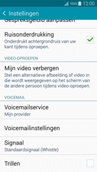 Samsung G925F Galaxy S6 Edge - Voicemail - Handmatig instellen - Stap 7