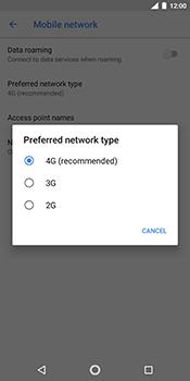 Nokia 7 Plus - Network - Change networkmode - Step 8