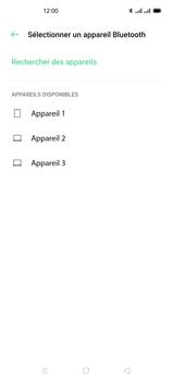 Oppo Reno 4Z - Photos, vidéos, musique - Envoyer une photo via Bluetooth - Étape 14