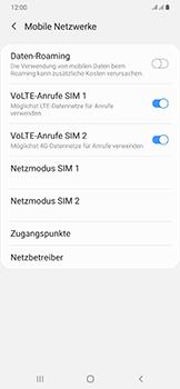 Samsung Galaxy A50 - Internet und Datenroaming - Deaktivieren von Datenroaming - Schritt 7