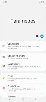 Samsung Galaxy A41 - Internet et connexion - Activer la 4G - Étape 4