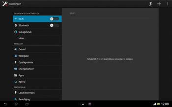 Sony SGP321 Xperia Tablet Z LTE - Bluetooth - koppelen met ander apparaat - Stap 6