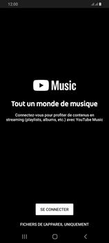 Samsung Galaxy A42 5G - Photos, vidéos, musique - Ecouter de la musique - Étape 4