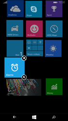 Microsoft Lumia 535 - Getting started - Personalising your Start screen - Step 8