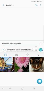 Samsung Galaxy Note9 - MMS - Erstellen und senden - 17 / 25