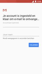 Nokia 5 - E-mail - Account instellen (IMAP zonder SMTP-verificatie) - Stap 19