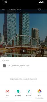 OnePlus 7T Pro - Photos, vidéos, musique - Créer une vidéo - Étape 20