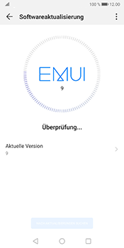 Huawei Mate 10 Pro - Android Pie - Software - Installieren von Software-Updates - Schritt 5
