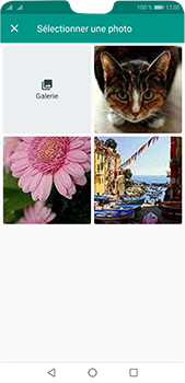Huawei P20 pro - Contact, Appels, SMS/MMS - Envoyer un MMS - Étape 13