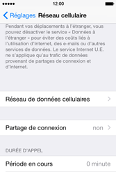 Apple iPhone 4s iOS 8 - MMS - Configuration manuelle - Étape 5