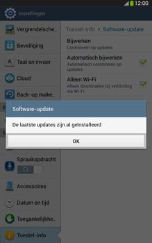 Samsung T315 Galaxy Tab 3 8-0 LTE - Software updaten - Update installeren - Stap 9