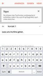 Samsung J510 Galaxy J5 (2016) DualSim - E-Mail - E-Mail versenden - Schritt 10