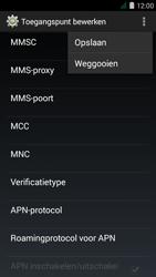 Acer Liquid Z410 - Internet - Handmatig instellen - Stap 17