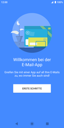 Sony Xperia XZ2 Compact - Android Pie - E-Mail - Konto einrichten (outlook) - Schritt 4