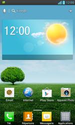 LG E975 Optimus G - Paramètres - Reçus par SMS - Étape 3