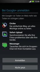HTC One - Apps - Konto anlegen und einrichten - 17 / 25
