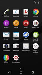Sony Xperia Z5 - Internet e roaming dati - Uso di Internet - Fase 3