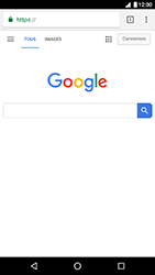 LG Nexus 5X - Android Oreo - Internet - Navigation sur Internet - Étape 19