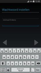 Samsung A300FU Galaxy A3 - Applicaties - Account aanmaken - Stap 11