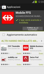 Samsung Galaxy S III Mini - Applicazioni - Installazione delle applicazioni - Fase 22
