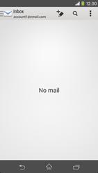 Sony Xperia M2 (D2303) - E-mail - Configuration manuelle - Étape 4