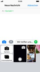 Apple iPhone 5s - MMS - Erstellen und senden - 2 / 2