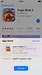 Apple iPhone 5s - iOS 12 - Applications - Télécharger des applications - Étape 14